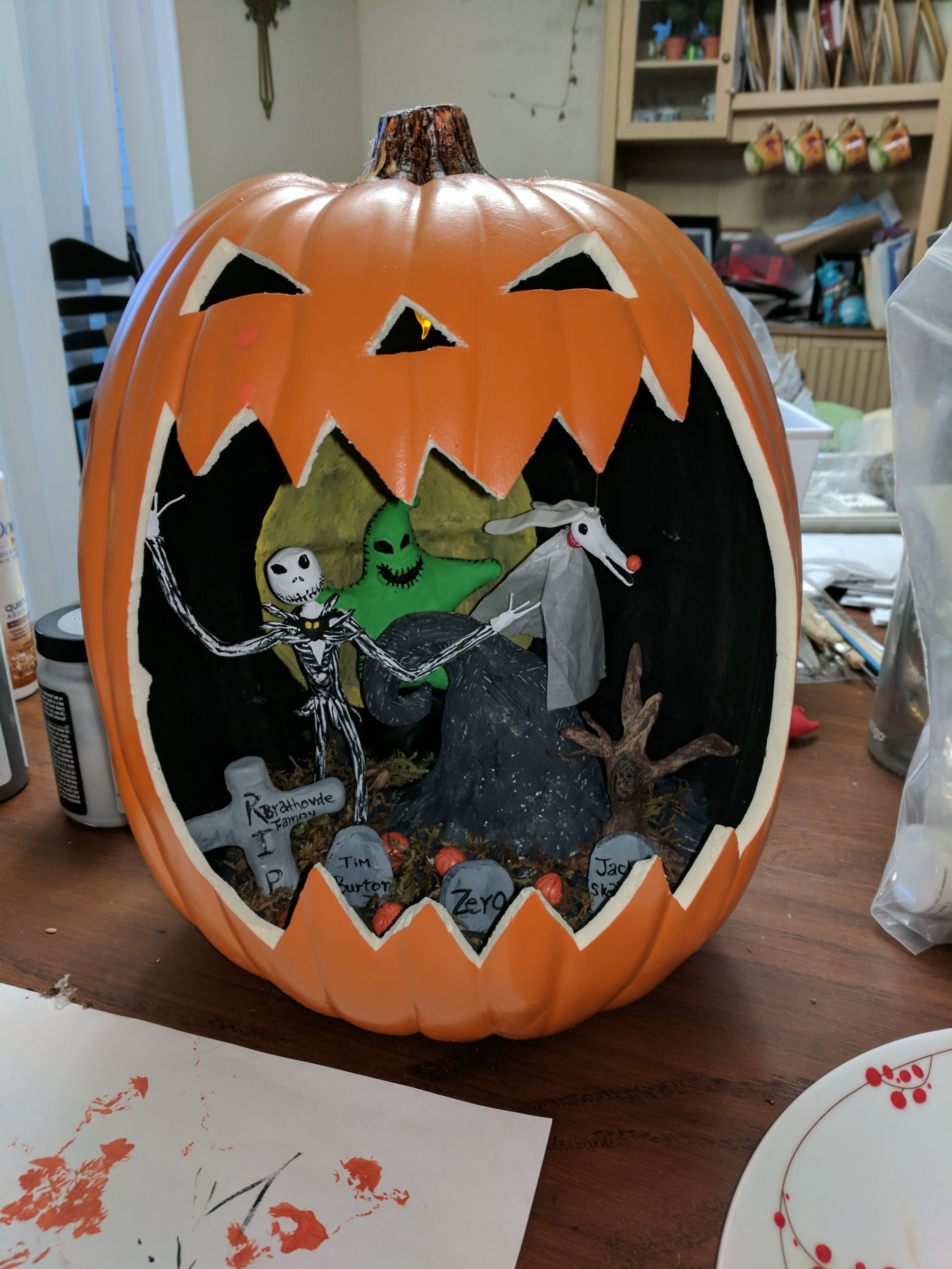 Nightmare before Christmas – She\'s One Crafty Mom